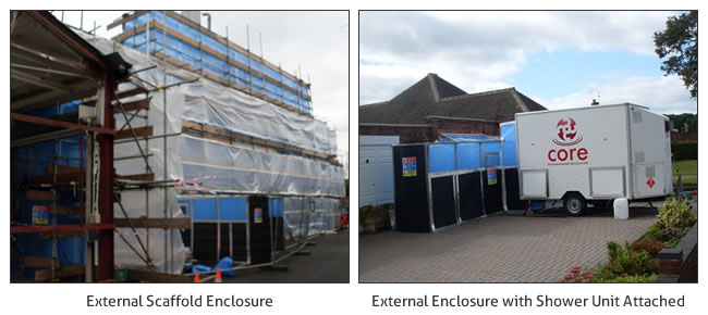 Asbestos Removal West Midlands - Core Environmental Services